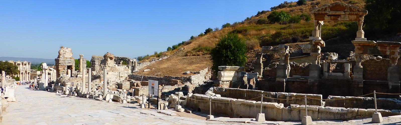 Мармарис Экскурсий Эфес