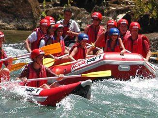 Marmaris Rafting Trips